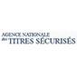 Agence nationale des titres sécurisés Logo
